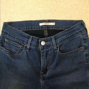 Levi's 710 super skinny jean